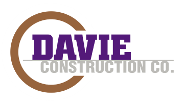 Davie Construction Logo